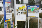 More Auckland houses are for sale, according to REINZ data just out. Photo/Chris Loufte