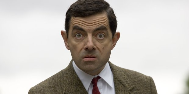Mr Bean has taken a creepy new turn thanks to the internet. Photo / Supplied