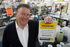 Other retailers must be wondering what Rod Duke's magic secret is after his Briscoe Group announced another record profit this week. Photo/Paul Estcourt.