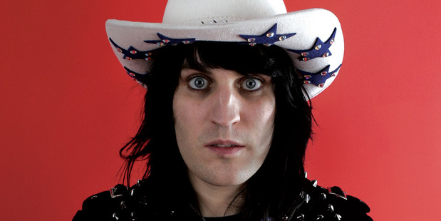 Noel Fielding has been named as a host of the Great British Bake Off. Photo / Supplied