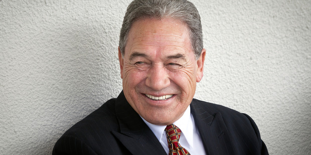 Will Winston Peters be another Trump or Brexit? writes Toby Manhire.