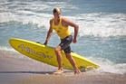 TOP CLASS: Mount Maunganui's Lincoln Waide has been in top form in Australia ahead of the national surf lifesaving championships in Christchurch this week. PHOTO: FILE