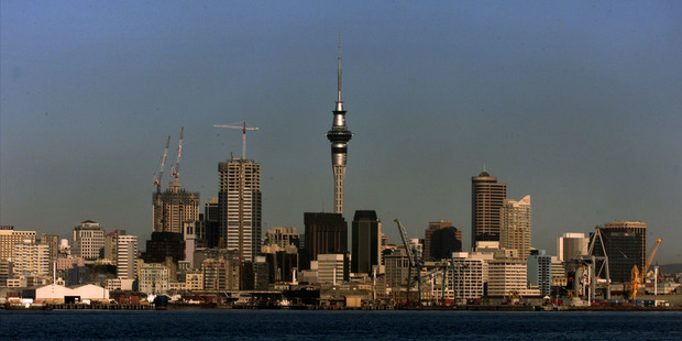 A new app is helping people check real-time air quality in New Zealand's largest city. Photo / File