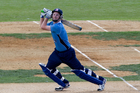 Colin Munro playing for the Auckland Aces. Photo / Richard Robinson