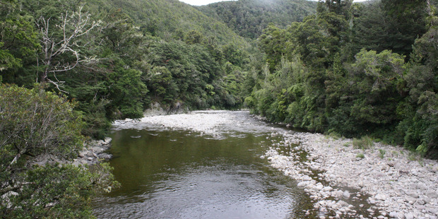 The yellow raft was found floating on Hutt River. Photo / Supplied