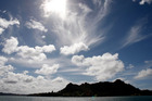 At last fine weather is in store for the country. Photo / NZME