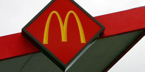About 45 people were evacuated from McDonald's in Orewa this afternoon. Photo / File