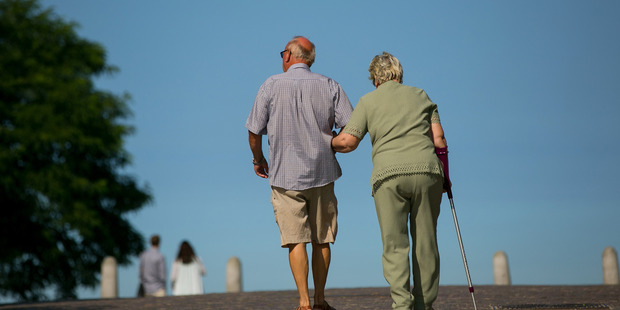 The Minister of Finance, Bill English, insists that raising the retirement age is our only option. Photo / AP