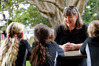 Adrienne Birch, Whangarei Primary School teacher aide, says changes to the government operations funding means schools can't afford to give support staff much-needed pay rises. Photo/John Stone