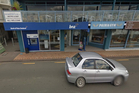 The BNZ on Paihia's Marsden Rd is set to close its door for good next month. PHOTO / GOOGLE STREETVIEW