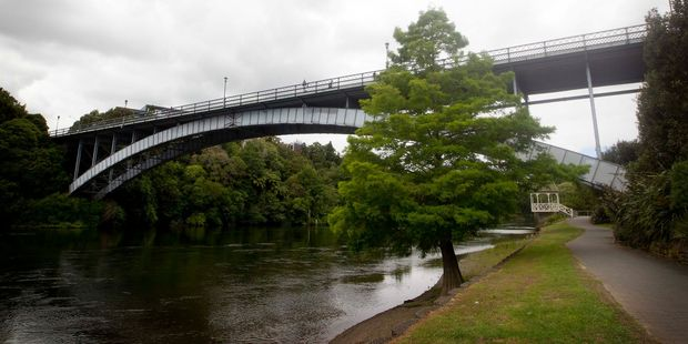 Councillor Geoff Taylor said most Hamiltonians know deep down that connecting with the Waikato River has to happen. Photo/File