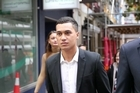 Boy actor James Rolleston has pleaded guilty to causing a crash which left him and his friend seriously injured last July.