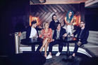Sheppard, known for their smash-hit single 'Geronimo', are opening for Justin Bieber at Mt Smart Stadium. Photo / supplied