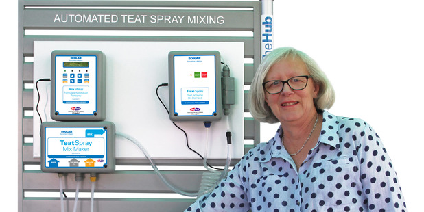 Sue Bell-Booth, Director of Saflex. Photo / Supplied.