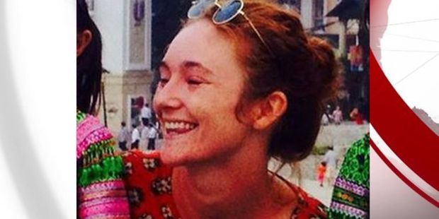 Danielle McLaughlin, who has been found dead in a Goa tourist resort. Photo / Twitter
