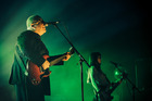 Pixies frontman Black Francis and bassist Paz Lenchantin. Photo: Joshua Duncan