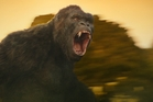 <i>Kong: Skull Island</i> features the latest incarnation of the giant ape.