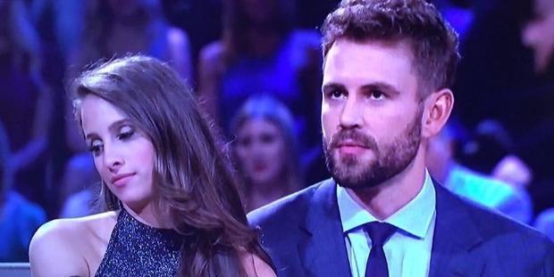 Vanessa and Nick from The Bachelor USA.