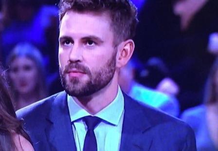 Nick from The Bachelor USA.