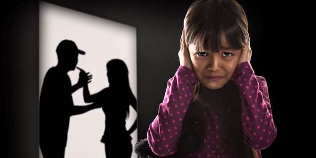 Sometimes meetings to hand over a child turn for visiting turn ugly. Photo / 123RF