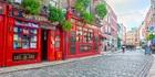 The Temple Bar in Dublin, Ireland. Photo / 123RF