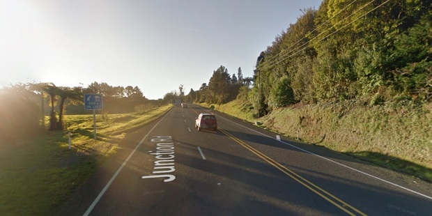 Junction Rd, on the outskirts of New Plymouth. Photo / Google