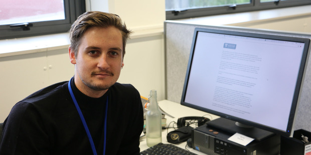 University of Auckland doctoral researcher Kris Taylor. Photo / Supplied