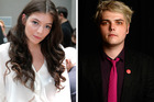 Lorde's song sounds a bit too similar to My Chemical Romance's hit. Photos / AP, Getty Images