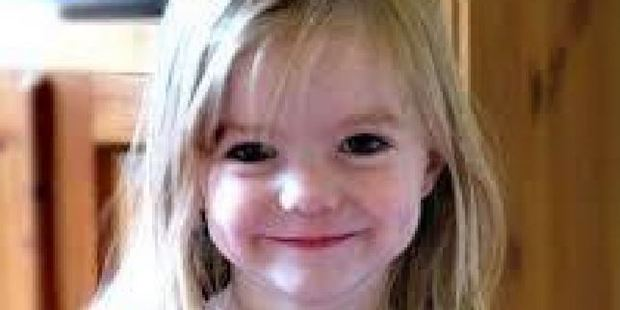 Loading If alive, Madeleine McCann would now be 13 years old. Photo / Supplied