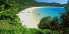Tonga Bay, Abel Tasman, South Island, New Zealand. Photo / Getty Images