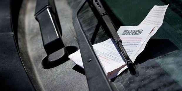 A parking ticket sparked harrassment, Dunedin District Court told. Photo / 123RF
