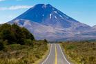 The road to Tongariro. Photo / 123RF