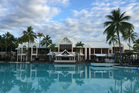 The Sheraton Mirage hotel, in Port Douglas, Tropical North Queensland. Photo / Ellie Hutchinson