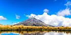 Mt Taranaki, NZ. Photo / Getty Images