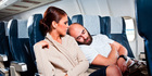 Inflight sleep comes easily to some. Photo / Getty Images