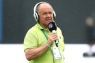 Bryan Waddle commentated his first test in 1981 at the Basin Reserve. Photo / Photosport