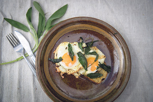 Recipes: Delaney Mes cooks with sage