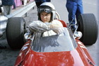 Bruce McLaren at Monaco 7 May 1967. Photo / Getty Images