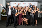 Northern Arena won the Supreme Award at the Westpac Auckland Best of the Best Business Awards at The Langham. Photo/supplied