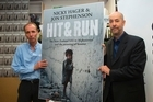 Authors Nicky Hager and Jon Stephenson launch their book Hit & Run in Wellington today on New Zealand's SAS involvement in Afghanistan.