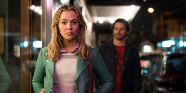 Loading Jessica Marais stars as The Wrong Girl.