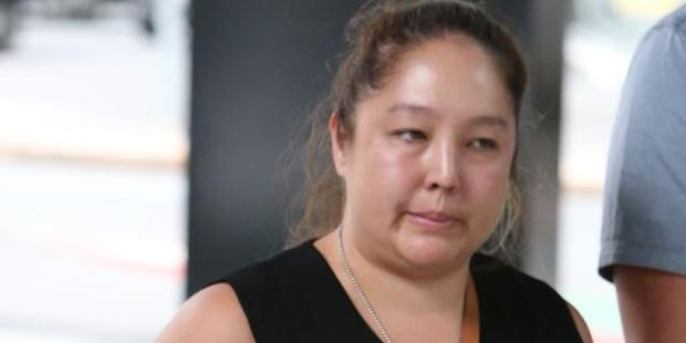 Simone Tonkin's request for a caesarean when she was induced was dismissed. Photo / News Corp Australia