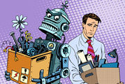 Is robot anxiety justified? An expert says the threat has been exaggerated. Photo / 123RF