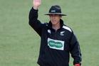 New Zealand cricket umpire Chris Gaffaney. Photo / photosport.nz
