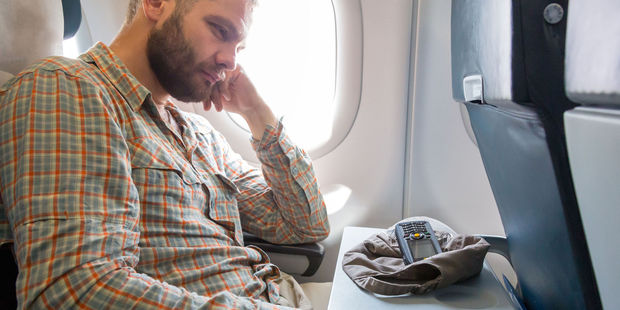 If the thought of the in-flight laptop ban fills you with dread, these tips from Royal Jordanian could help make your flight more enjoyable. Photo / 123RF