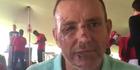 Stransky on crash: I landed face first