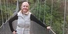 Nikki Kaye may attract some swinging voters in her race around Motutapu and Rangitoto islands.