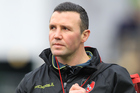 Former All Black Aaron Mauger is set to leave his post as Leicester Tigers head coach this weekend. Photo / Photosport.