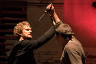 Finn Jones in a scene from Iron Fist, Netflix's fourth Marvel series. Photo/AP
