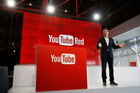 Robert Kyncl, YouTube Chief Business Officer. Photo / AP